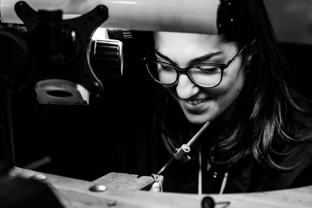 Atelier de gravure, sertissage et laser