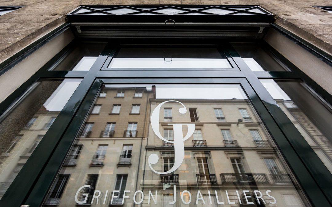 L'atelier de Joaillerie Griffon change d'adresse en cette fin d'année.